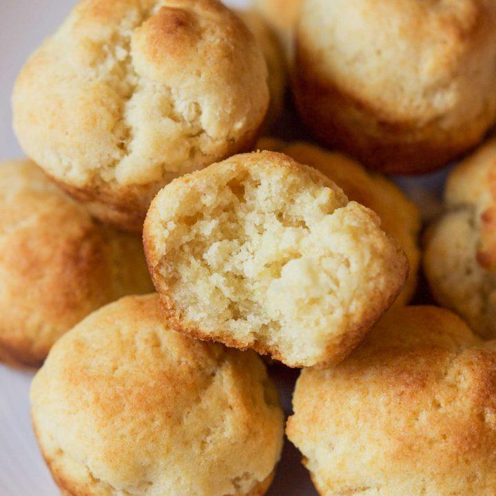 Fluffy Gluten-Free Buttermilk Biscuits