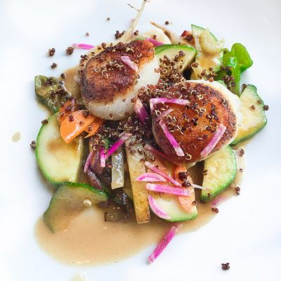 Saltyard: Atlanta Restaurant Review