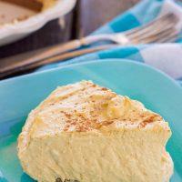 No-Bake Peanut Butter Cookie Pumpkin Cheesecake - Gluten Free