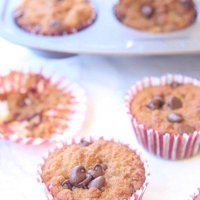 Chocolate Chip Muffin Recipe – Gluten-Free & Dairy-Free