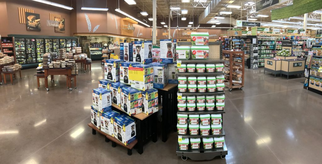 Rubbermaid freshworks containers at kroger