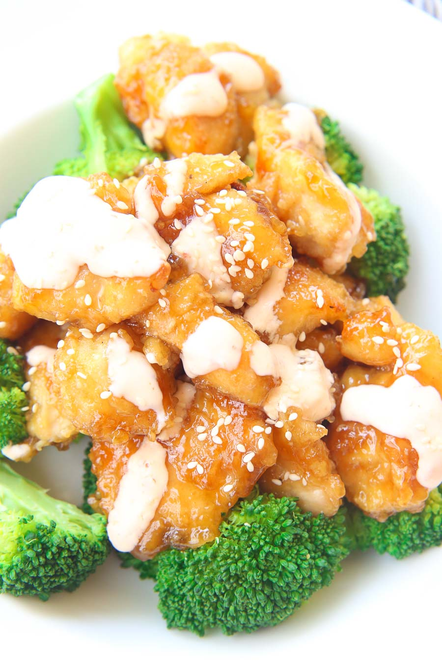 Bang Bang Chicken (Gluten-Free)