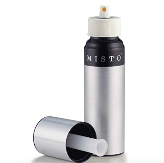 Misto Brushed Aluminum Oil Sprayer