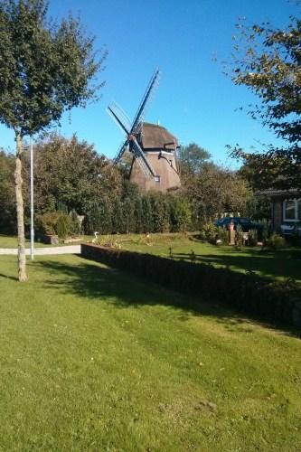 Mal wieder eine Windmühle