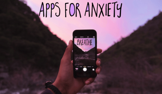 The Best Apps for Anxiety