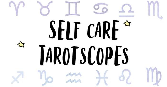 self care tarotscope