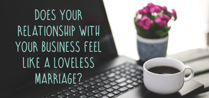 in love with your business