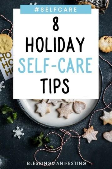 holiday self-care