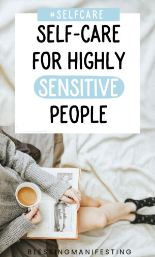 Self-Care for Highly Sensitive People