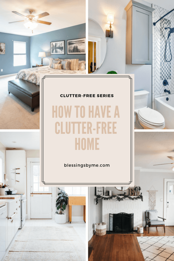 Clutter-Free Series Wrap Up