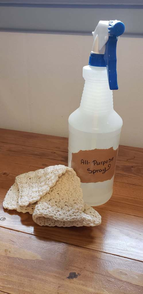 DIY Natural Cleaning Supplies