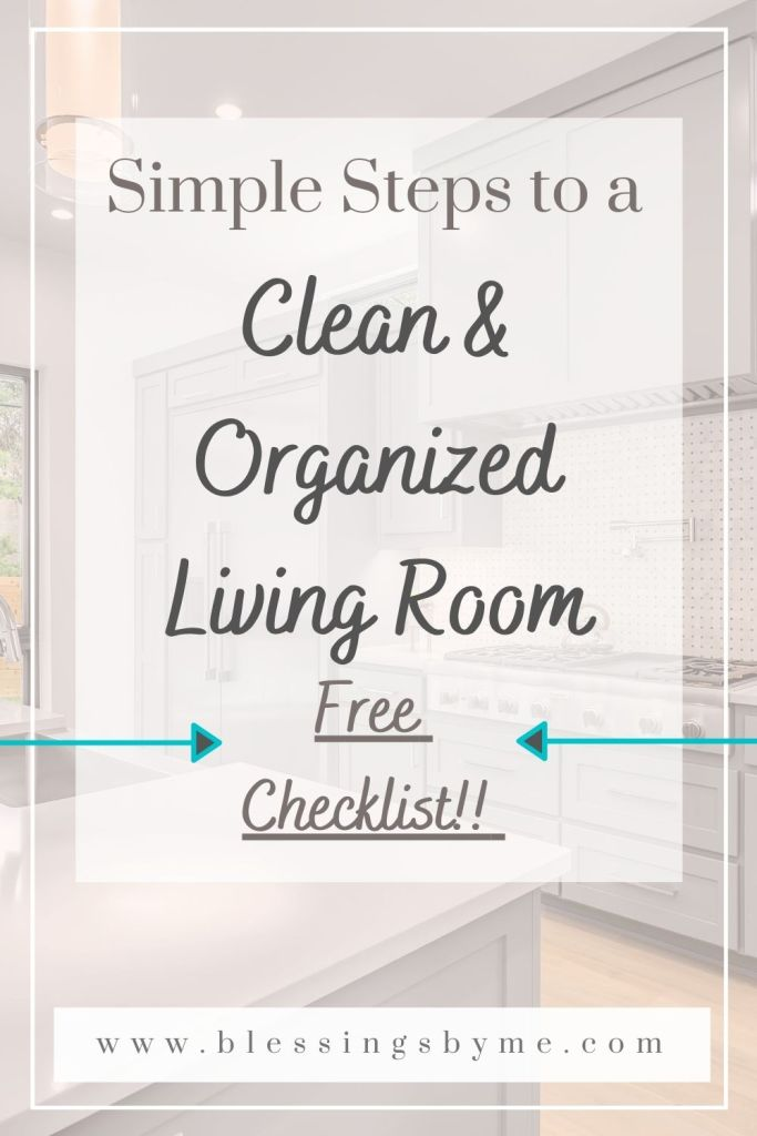 clutter-free living room
