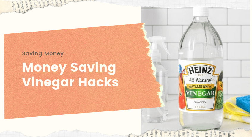 Save Money with These Vinegar Hacks