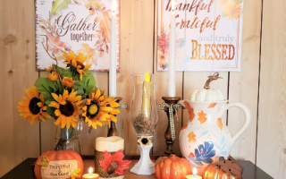 Thanksgiving Vignette