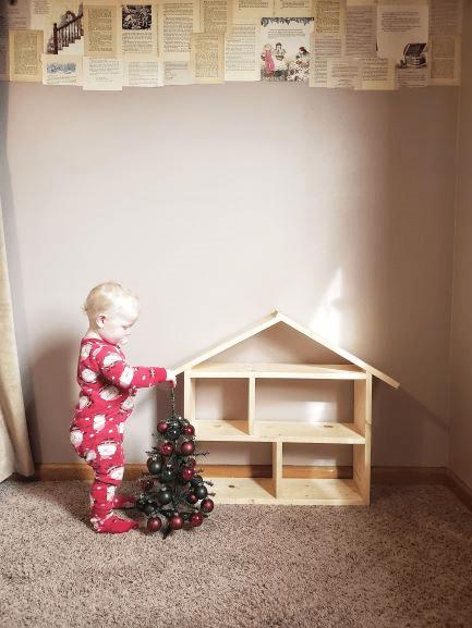 Jessica's December Challenge DIY