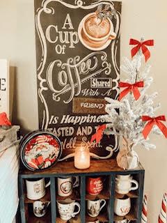 Rebecca's December Challenge DIY