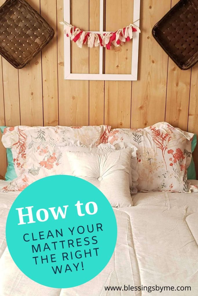 How to Clean Your Mattress the Right Way PIN
