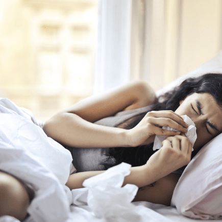 your bedroom is making you sick