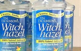 uses for witch hazel