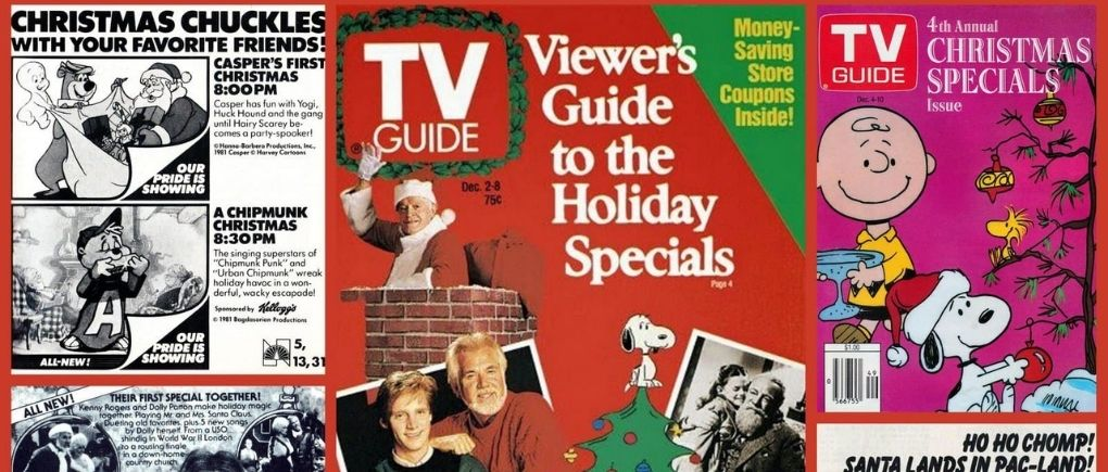 watch old fashioned Christmas specials
