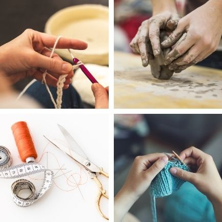 25 Crafts to Learn in the New Year