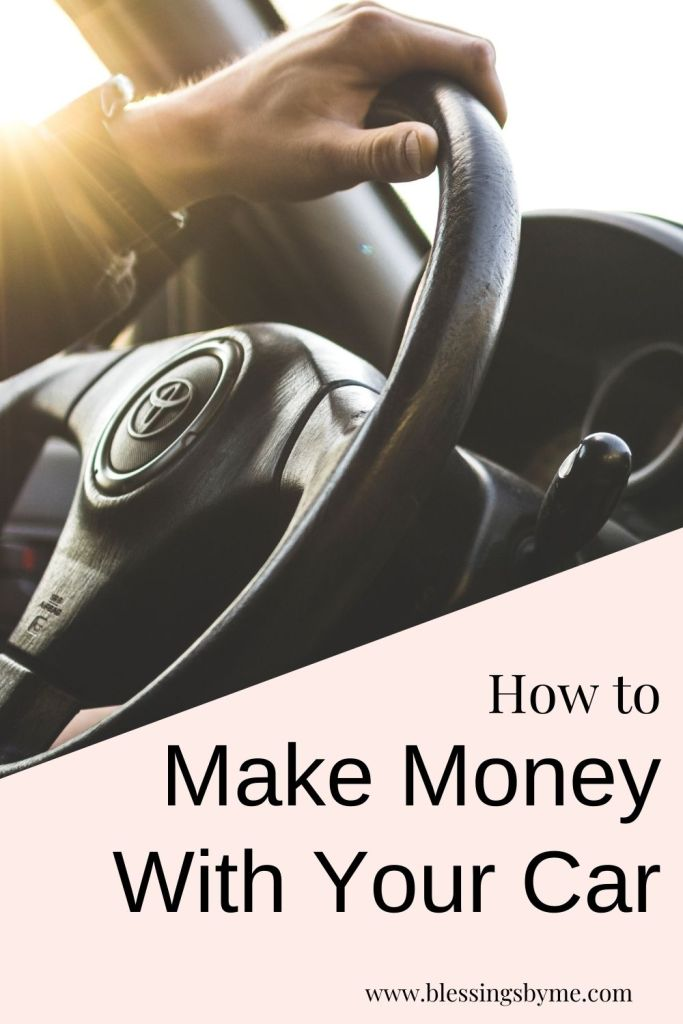 make money with your car