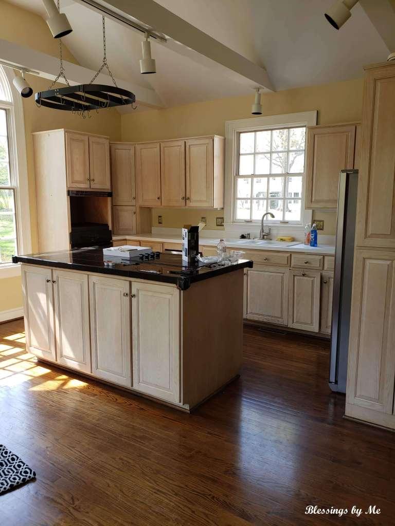 new home - kitchen
