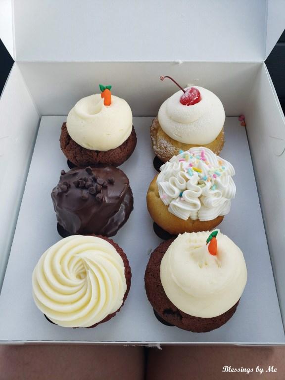 Bubblecake Cupcakes