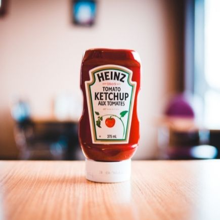 Uses for ketchup