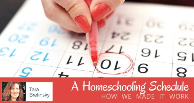 home school schedules