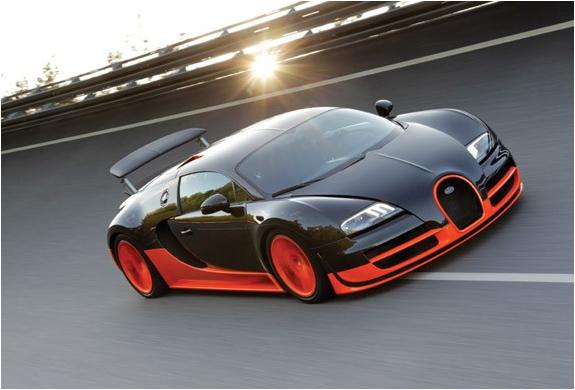 Bugatti S Veyron Flexes Its Muscles Again My Motorways