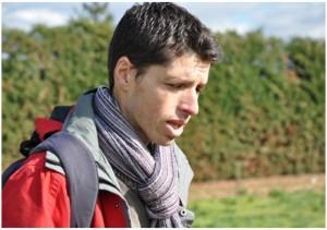 Nicolas Borde, paysan agroforestier à Pernes les Fontaines