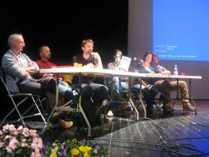 Conférence à la Faîtes sans OGM