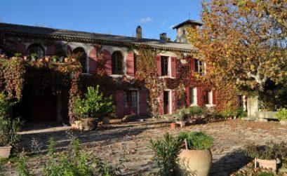 Ferme la Reboule à Avignon