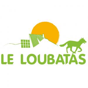 logo de l'écogîte le Loubatas
