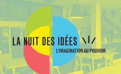 La nuit des idées pour réfléchir sur l'imagination