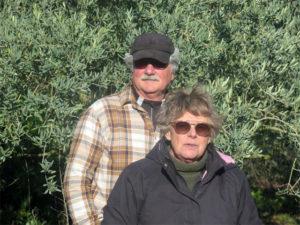 Josette et Roland Chabas veulent transmettre la ferme à Terre de Liens