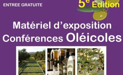 salon des huiles d'oliver OLEATECH