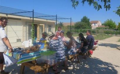 Atelier poterie aux Jardins Partagés