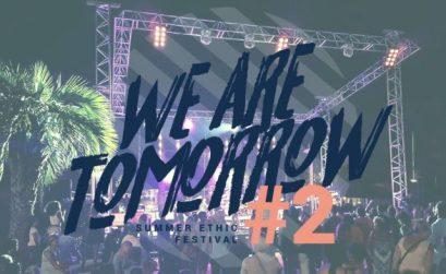 We Are Tomorrow festival