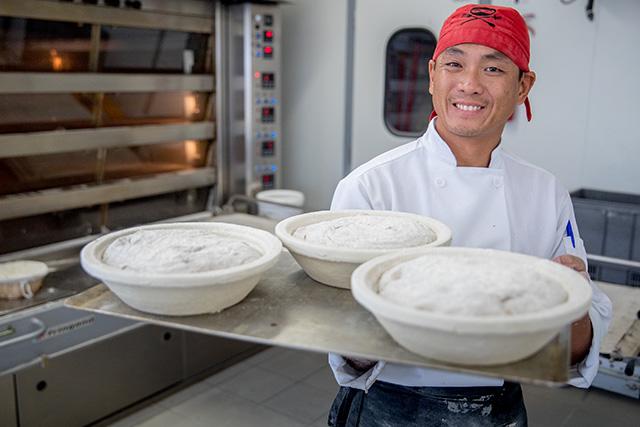 Formations pour tous à l'école de boulangerie