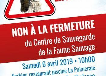 Le Centre de Buoux fermé