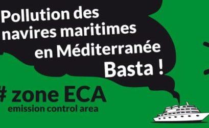 Les paquebots polluent la Méditerranée