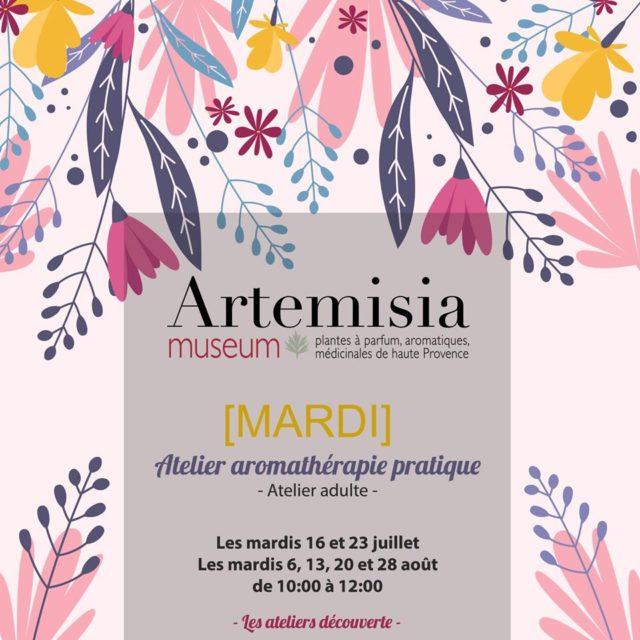 Forcalquier accueille Artemisia Museum