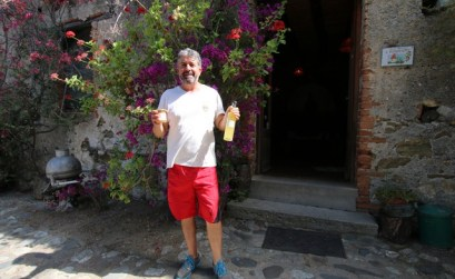Ugo Sergi produit des bergamotes