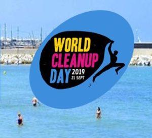 World CleanUp Day à Marseille
