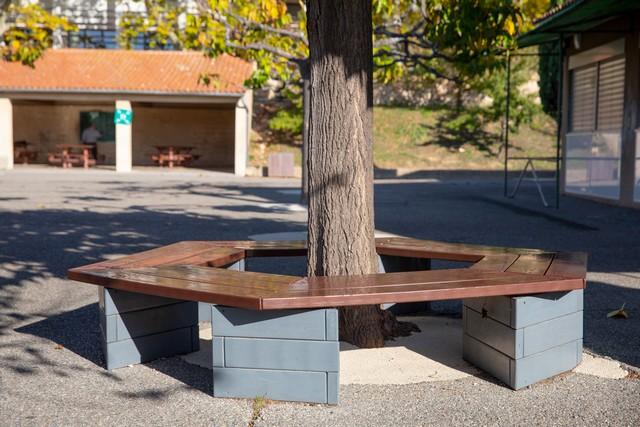 Mix Urbain une gamme de mobilier urbain