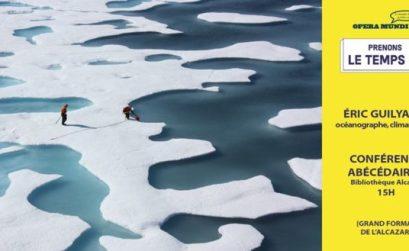 conférence Les océans et le climat