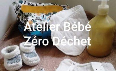 atelier bébé zéro déchet