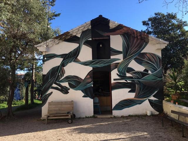 Un atelier au couvent Levat